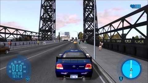 Driver Parallel Lines - Getaway Survival 01
