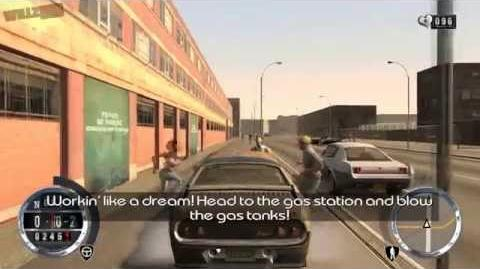 Driver Parallel Lines - Mission 16 - Kidnap (HD)