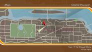 TaxiDriver-DPL-UpperEastSide-Fare3DropOffLocationMap