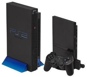 PS2andPS2SlimConsole
