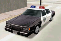 Driver Wheelman Miami Police 1