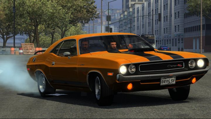 Dodge Challenger R T