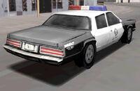 Driver 2 Las Vegas Police Car 2