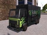 Sobe Packer Truck