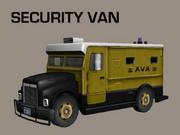Security van