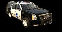 Cadillac escalade cop Driver SanF