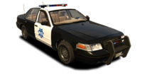 Ford crown victoria police interceptor Driver SanF
