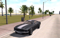 Ford Mustang Driv3r