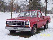 Dodge Ram 1978
