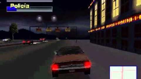 Driver 2 Coche Secreto Las Vegas Ford Ranchero