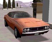Driver2 Dodge Challenger