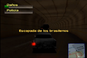 DRIVER 2 MISION 19
