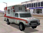 Driver2 Las vegas ambulancia