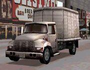 Driver2 Las vegas camion