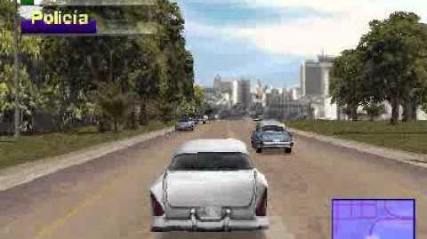 Driver 2 Coche Secreto La Habana Morris Mini