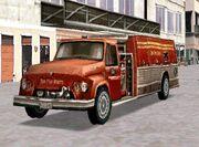 Driver2 Río Camion de bomberos