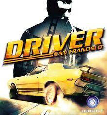Driver San Francisco Box Art