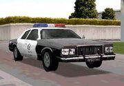 Driver 2 Las Vegas Coche de Policía