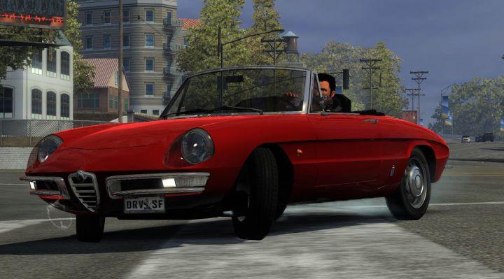 Alfa Romeo Spider | Driver San Francisco Wiki | FANDOM