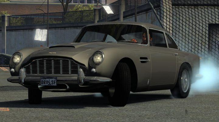 Aston Martin DB5 | Driver San Francisco Wiki | FANDOM