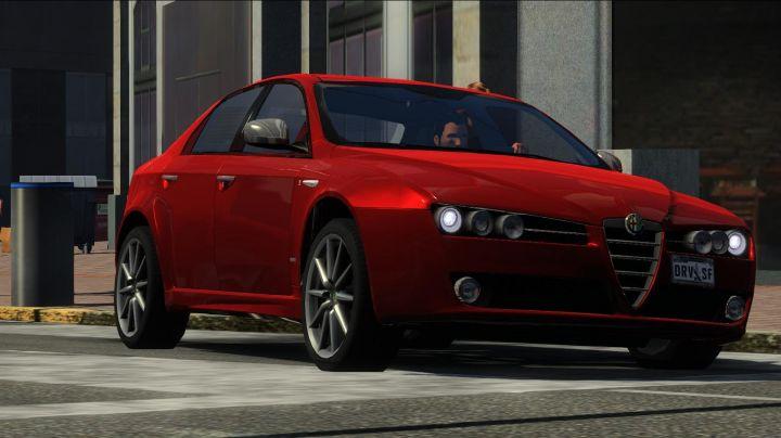 Alfa Romeo 159 | Driver San Francisco Wiki | FANDOM powered by Wikia