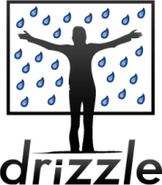 Person-over-drizzle