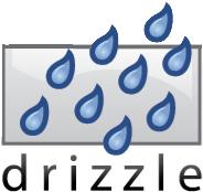 Square-over-drizzle