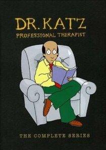 Dr. Katz, Professional Therapist DVD cover