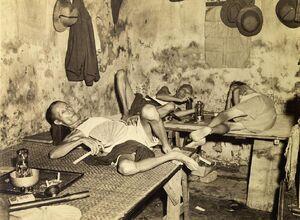 Opium Höhle Kolkata