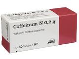 Coffein-Tabletten
