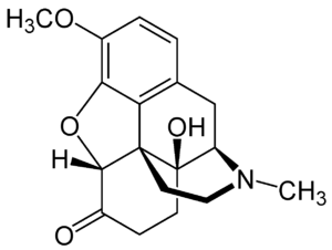 Oxycodone skeletal