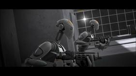 BX-training droids