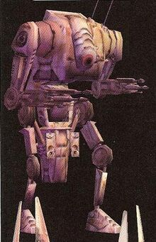 Baron droid
