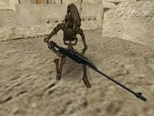 B1 assassin droid