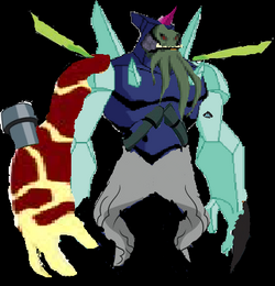 Ultimate Vilgax