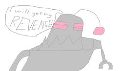 Master Robot Pirate's revenge in sword of power