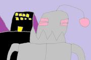 Robot pirate master