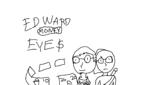 Edward Money Eyes logo