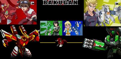 DROMIX Bakugan Page