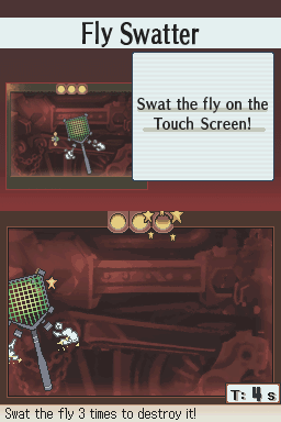 Drone Tactics minigames fly swatter