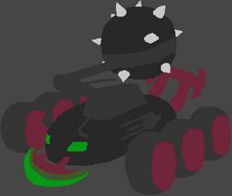 Pixel Roach