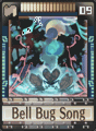 DT Card 09 Bell Bug Song