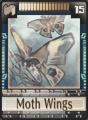 DT Card 15 Moth Wings