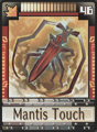 DT Card 46 Mantis Touch