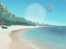 Cimexus beach