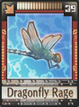 DT Card 39 Dragonfly Rage