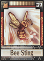 DT Card 37 Bee Sting
