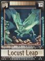 DT Card 12 Locust Leap