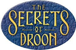 The Secrets of Droon logo