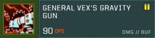Vex Weapon Slot